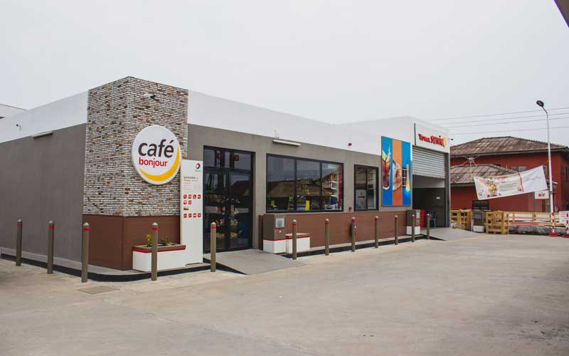 Korle Bu Filling Station - Final Phase